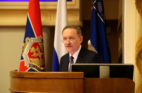 В Москве прошло заседание Национального антитеррористического комитета и Федерального оперативного штаба
