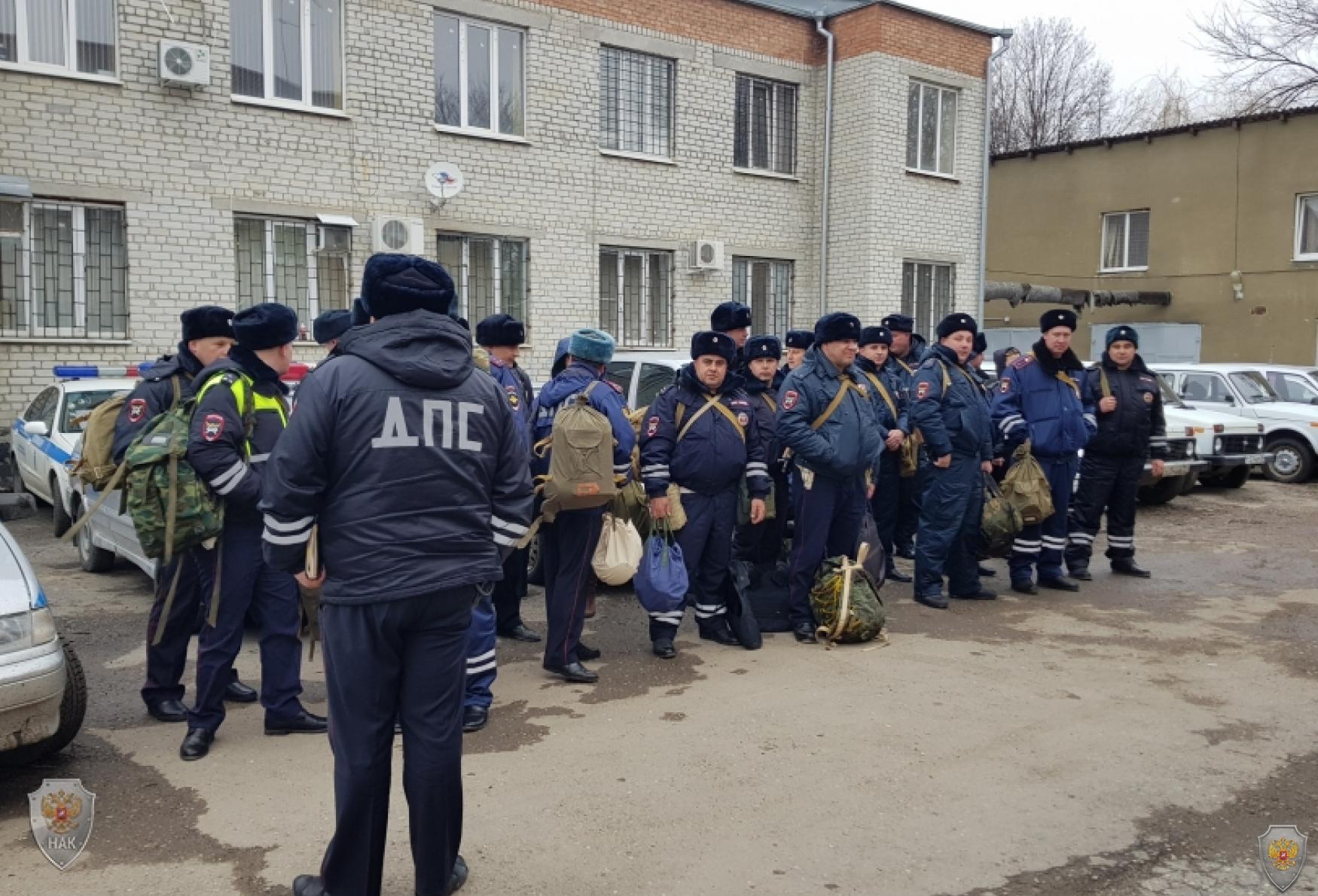 Оперативным штабом в Ставропольском крае проведено плановое антитеррористическое командно-штабное учение «Кисловодск – Метель – 2018»