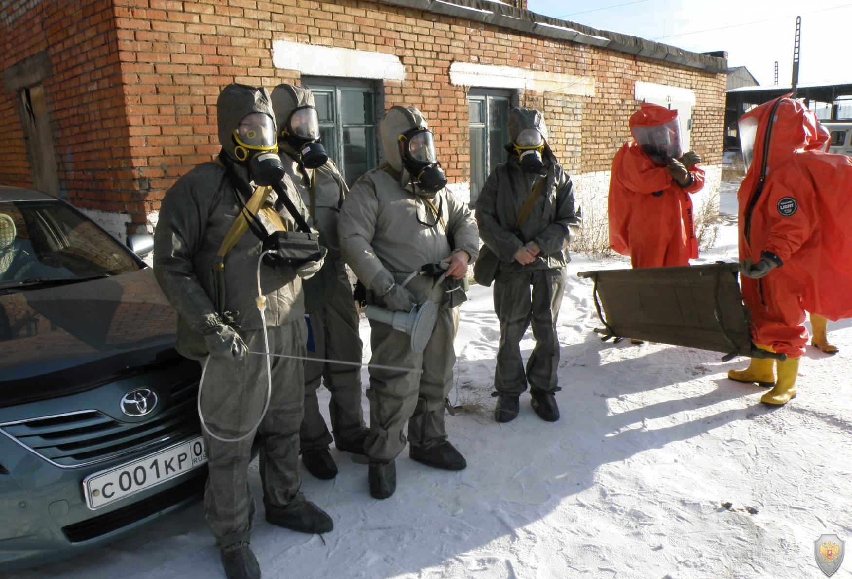 группа радиационной, химической, биологической разведки