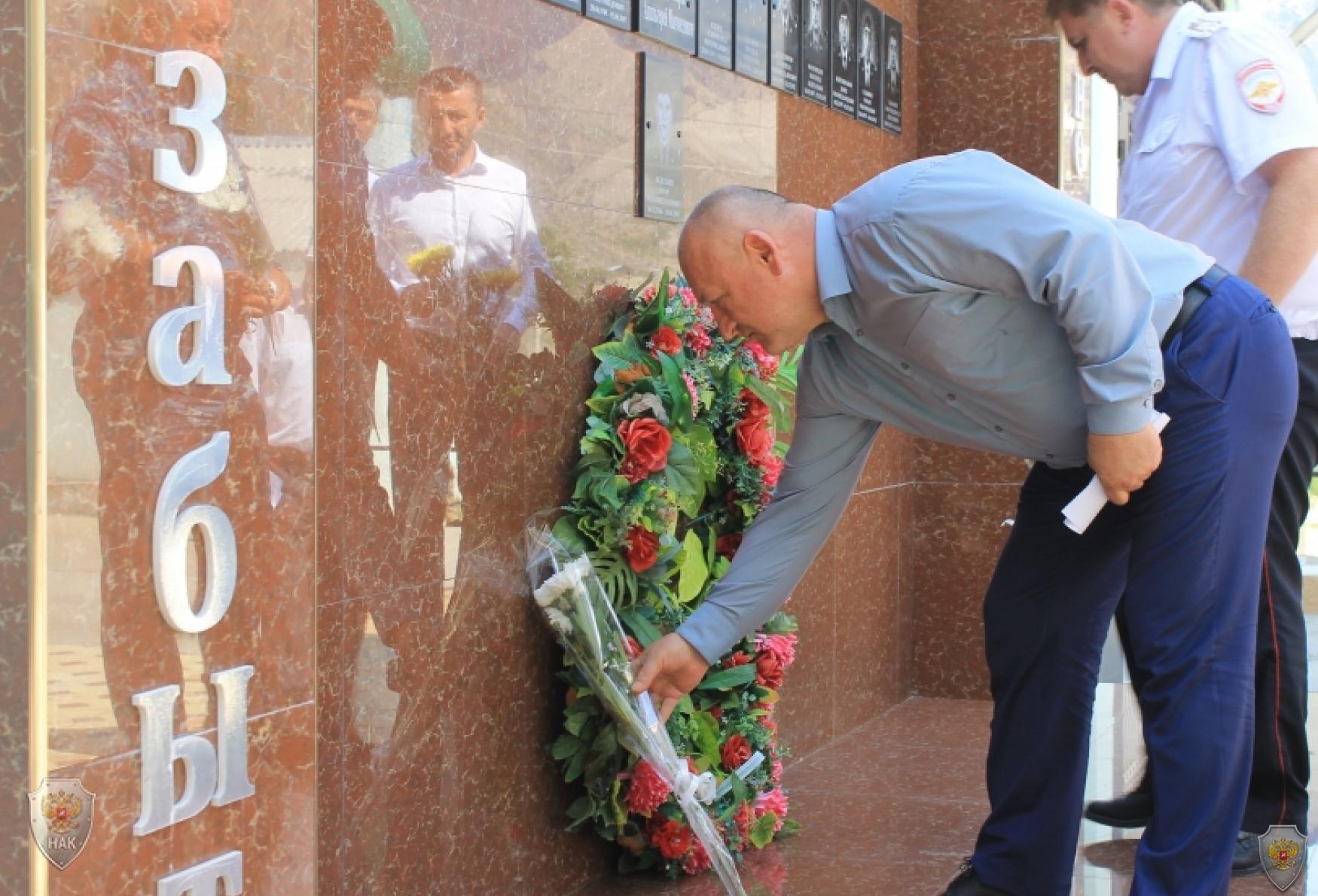 Прошли мероприятия, приуроченные ко Дню солидарности в борьбе с терроризмом