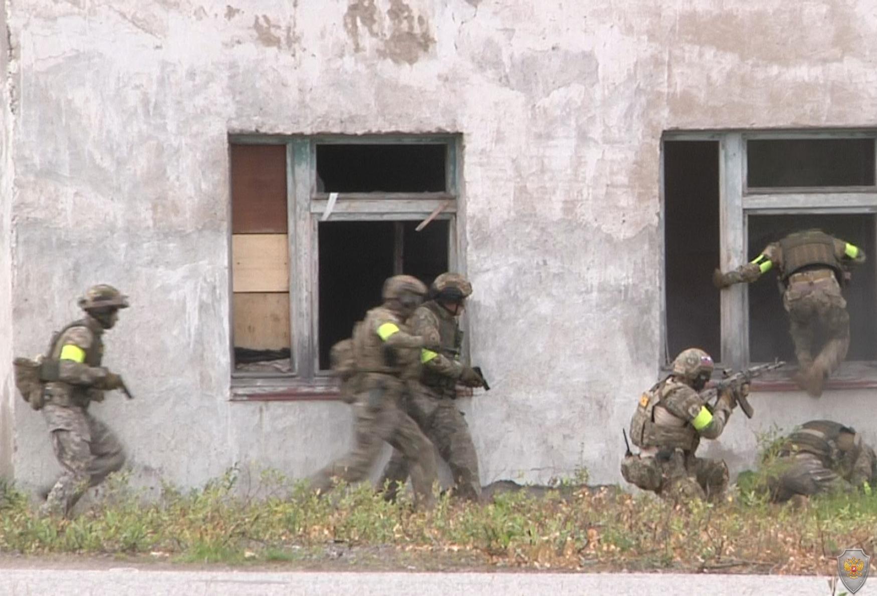 Оперативным штабом в Мурманской области проведено тактико-специальное учение «Арсенал-2018»