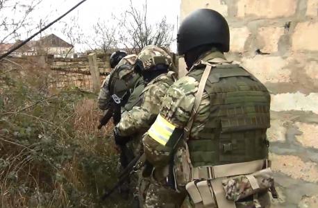 В ходе КТО в Дагестане нейтрализован бандит, планировавший совершить теракт
