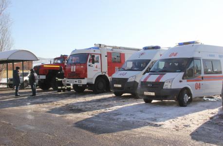Оперативным штабом в Республике Адыгея проведено командно - штабное антитеррористическое учение