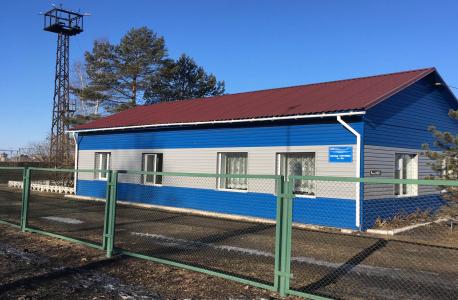 Объект совершения террористического акта – административное здание топливного склада железнодорожной станции «Ин»