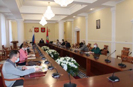 В Орле состоялось заседание Экспертного совета по выработке информационной политики в сфере профилактики терроризма