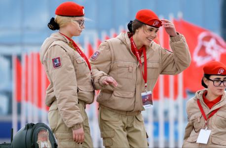 Военно-патриотическая игра