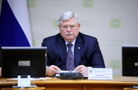 Губернатор Сергей Жвачкин провел заседание областной антитеррористической комиссии