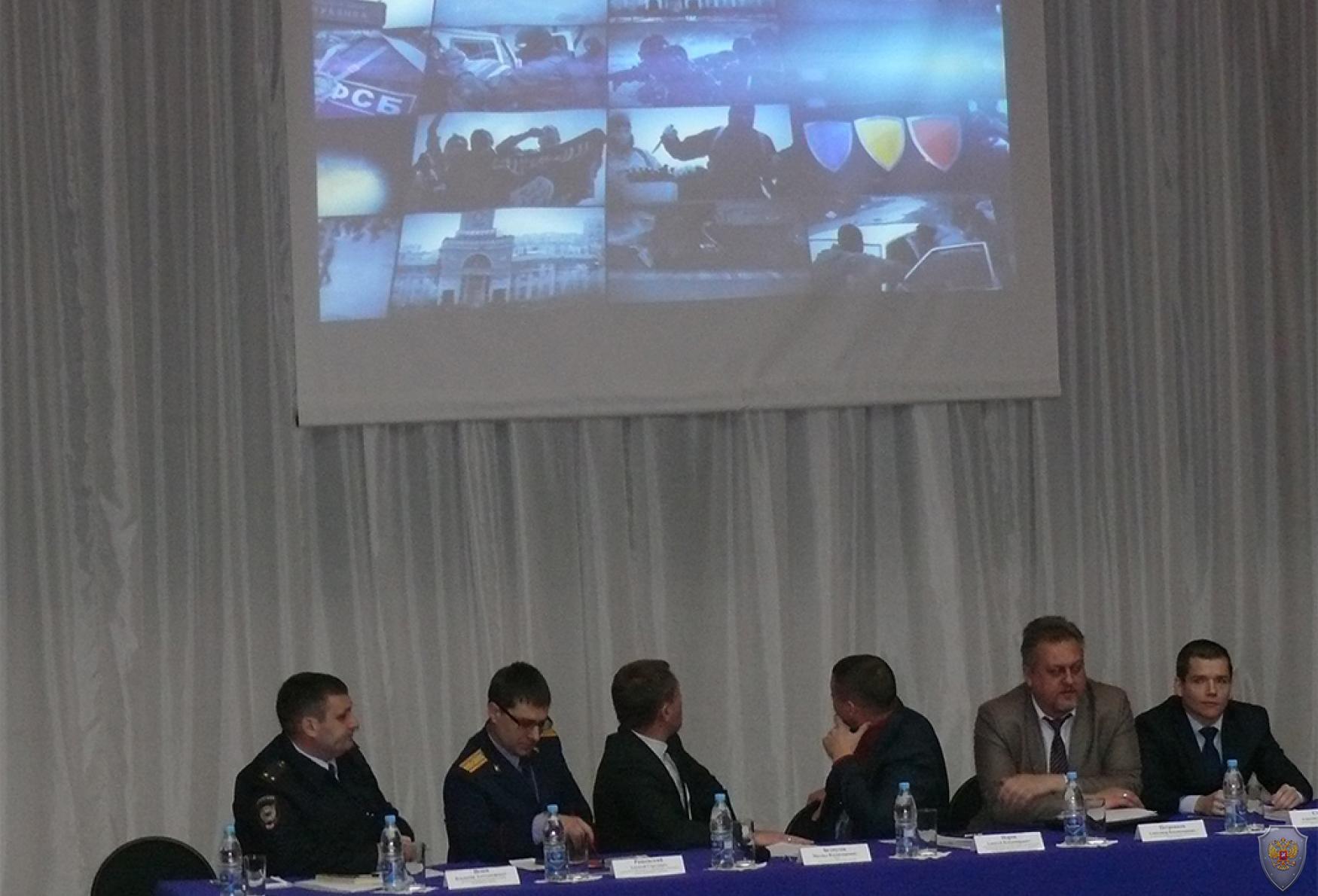 Просмотр видеоролика аппарата Национального антитеррористического комитета