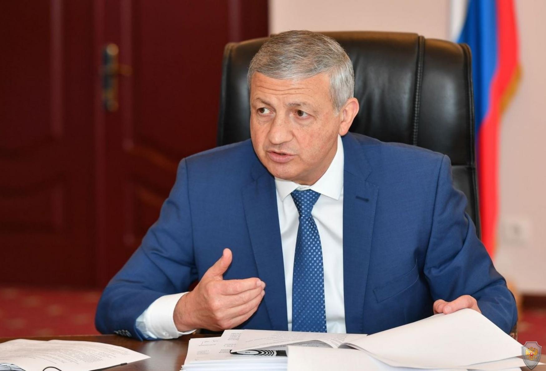 Битаров В.З., Глава РСО-Алания, Председатель АТК в РСО-Алания