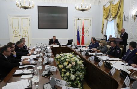 Антитеррористическая комиссия проработала вопросы обеспечения безопасности объектов чемпионата Европы по футболу