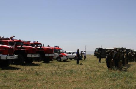 Оперативным штабом НАК в Чеченской Республике проведено плановое антитеррористическое учение «Циклон-2020»