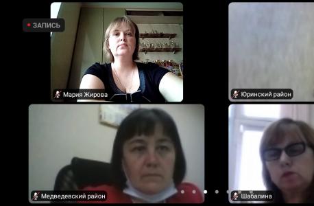 Обсуждение вопросов в ходе семинара