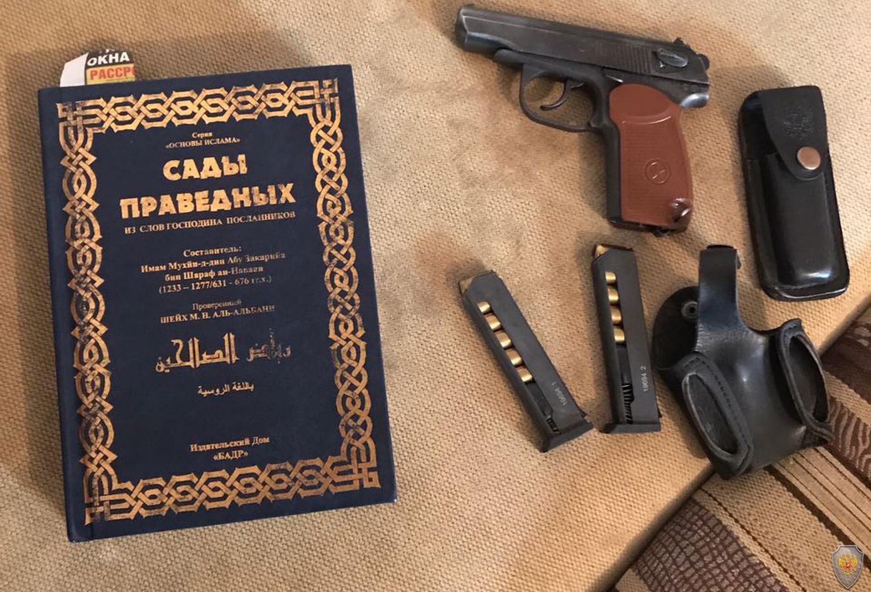 В Ставропольском крае нейтрализованы двое бандитов, оказавших вооруженное сопротивление, обезврежено СВУ