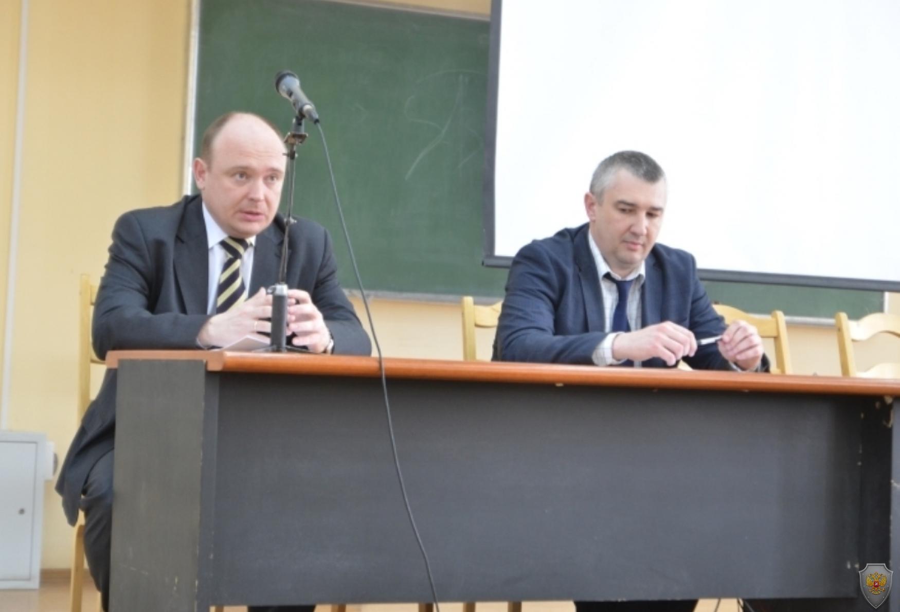 Вступительное слово на мероприятии ответственного секретаря АТК Ивановской области К.С. Селезнева