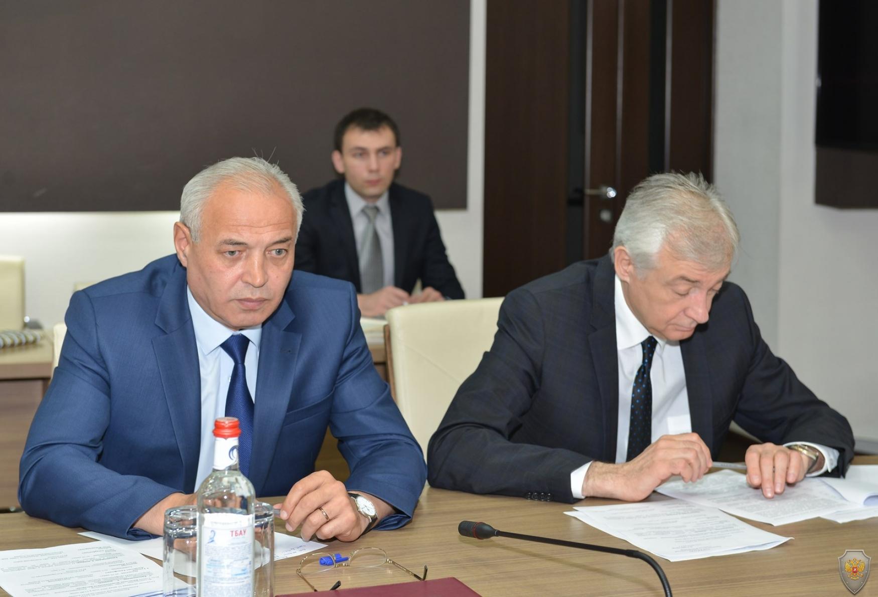 В здании Администрации Главы Республики Северная Осетия-Алания прошло заседание Антитеррористической комиссии