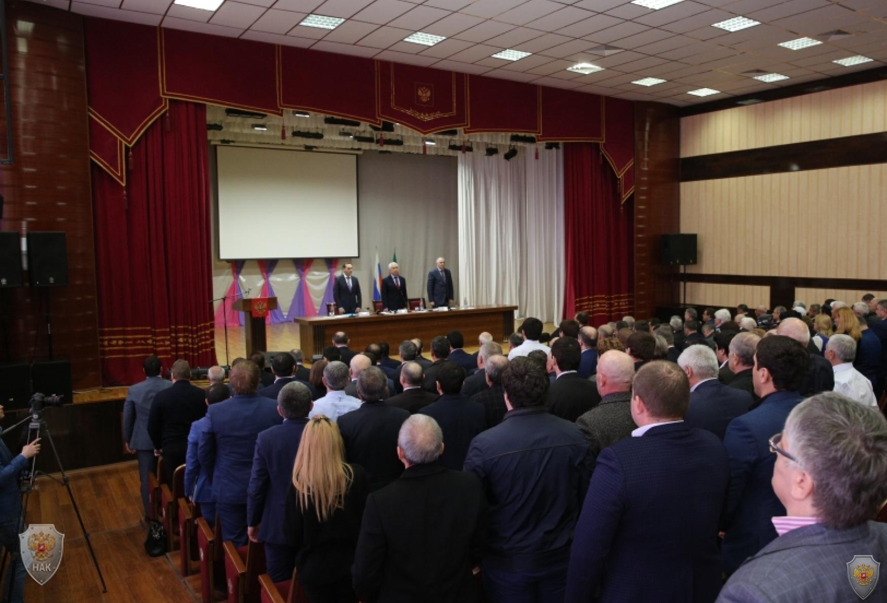 Врио Главы Дагестана провел в Кизляре заседание АТК