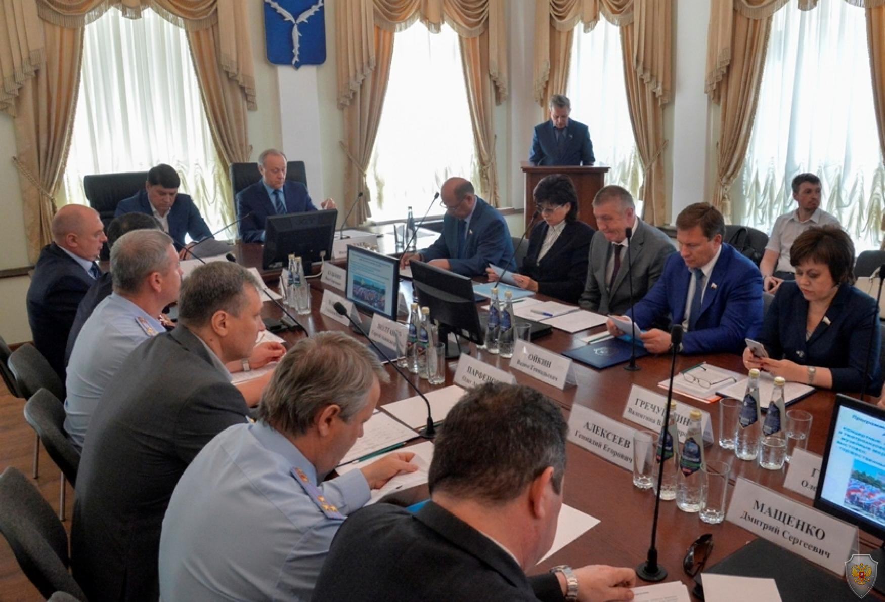 Доклад заместителя министра культуры области Баркетова В.А.