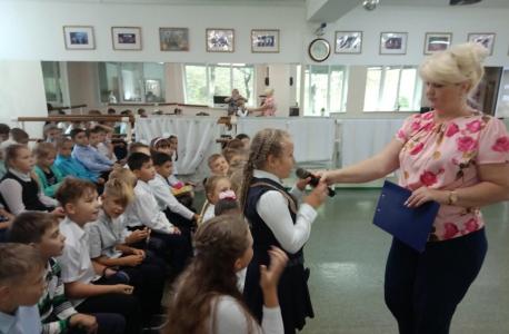 В Приморском крае проведен тематический конкурс рисунков «Мы – против терроризма»!