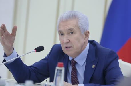 Глава Республики Дагестан В.А. Васильев