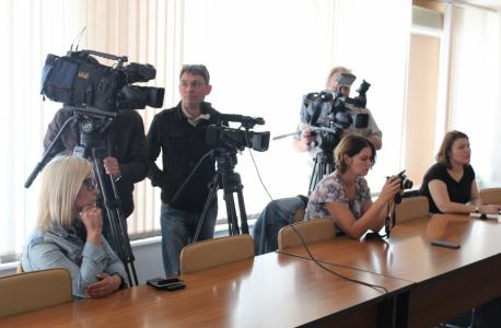 Руководитель аппарата АТК в Тамбовской области Смольянинов Ю.А. провёл брифинг для региональных СМИ