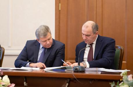 Прошло совместное заседание Координационного совещания по обеспечению правопорядка и Антитеррористической комиссии в Карачаево-Черкесской Республике