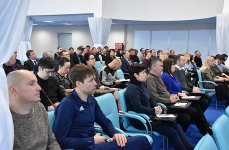 В Чебоксарах на семинаре-совещании обсуждены вопросы антитеррористической защищенности объектов спорта