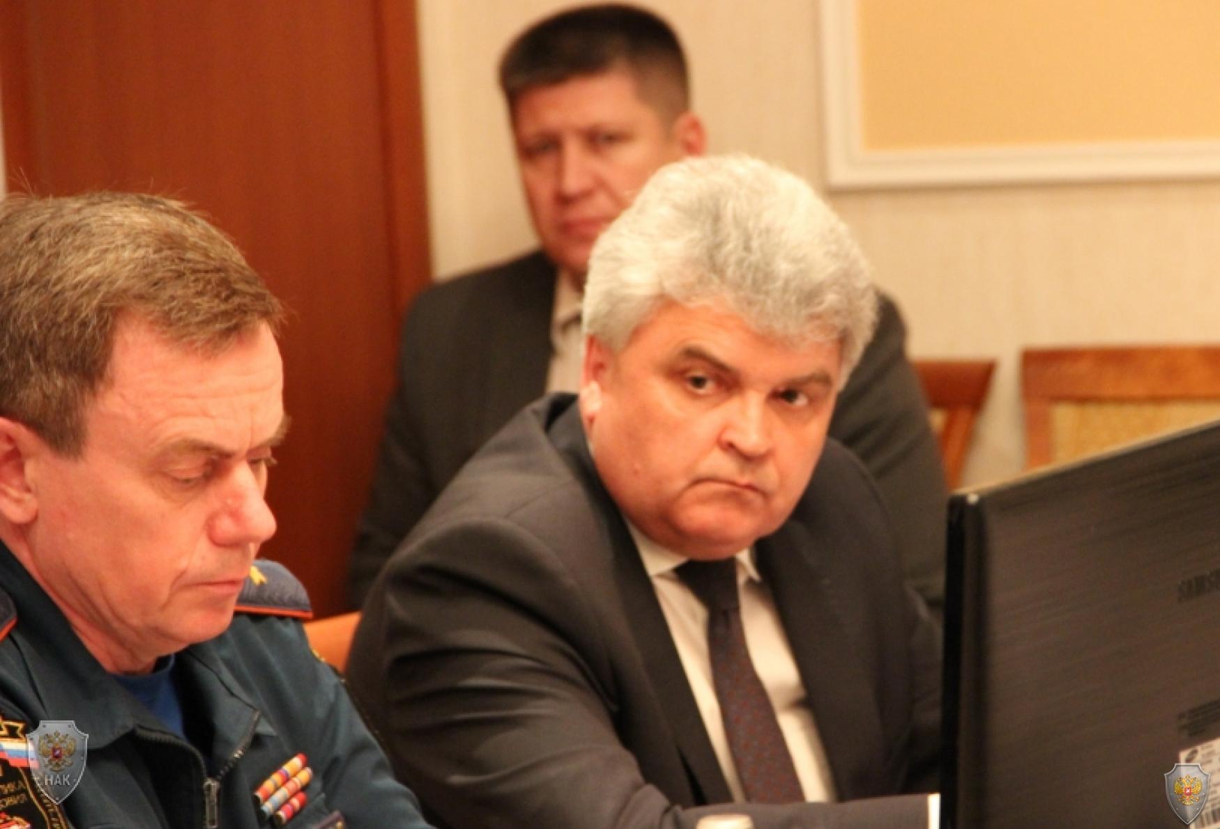 Выступление главы городского округа Саранск Тултаева П.Н.