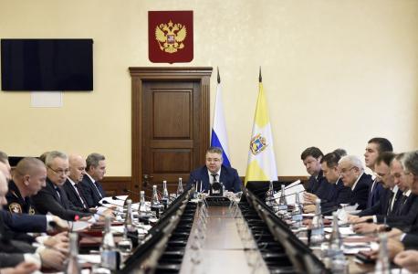 На заседании краевой АТК обсудили меры по обеспечению транспортной безопасности