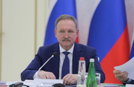 Заместитель председателя Национального антитеррористического комитета И.Г. Сироткин