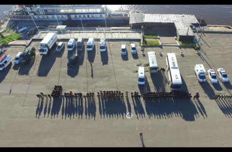 Приведение сил и средств оперативного штаба в Новгородской области в боевую готовностью