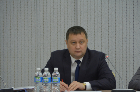 Докладывает руководитель аппарата антитеррористической комиссии в Чувашской Республике Терёшин Евгений Викторович.