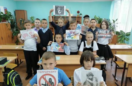 В школах Томской области помнят о Беслане