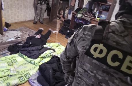 ФСБ России регулярно ликвидирует терроористические ячейки в различных регионах страны. В 2020 году таковых было 71. Фото: РИА Новости