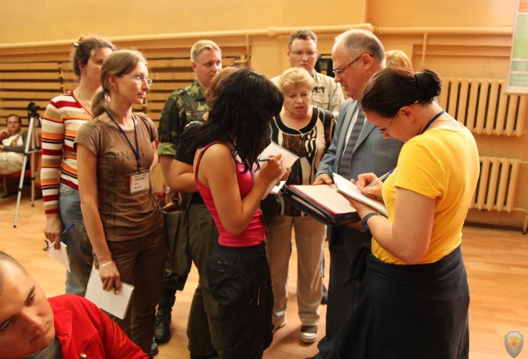 Учебно-практические курсы для журналистов «Бастион»