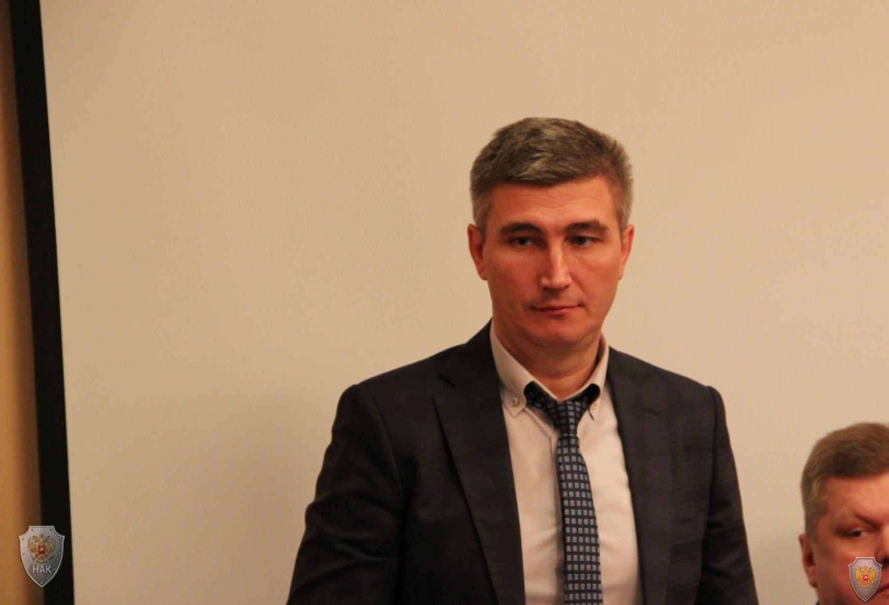 Выступление Заместителя министра внутренних дел Республики Мордовия Толкунова В.А.