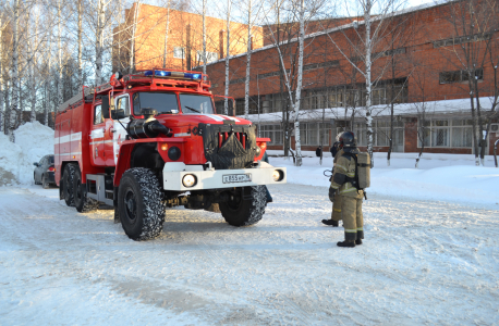 В Удмуртской Республике проведено антитеррористическое учение