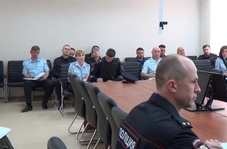 Проведение заседания оперативной группы в Боровичском районе.