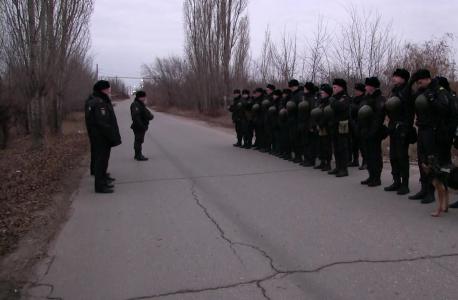Оперативным штабом в Саратовской области проведено антитеррористическое командно - штабное учение