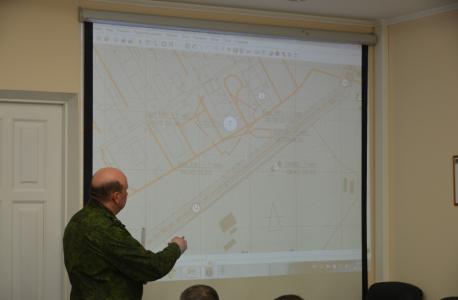 Оперативным штабом в Красноярском крае  в Зеленогорске проведено учение «Атом-2020»