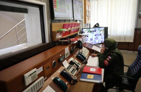 В Омске проведено антитеррористическое учение на военном объекте