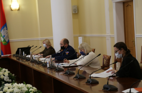 Заседание рабочей группы по информационно-пропагандистскому обеспечению деятельности АТК прошло в Орловской области.