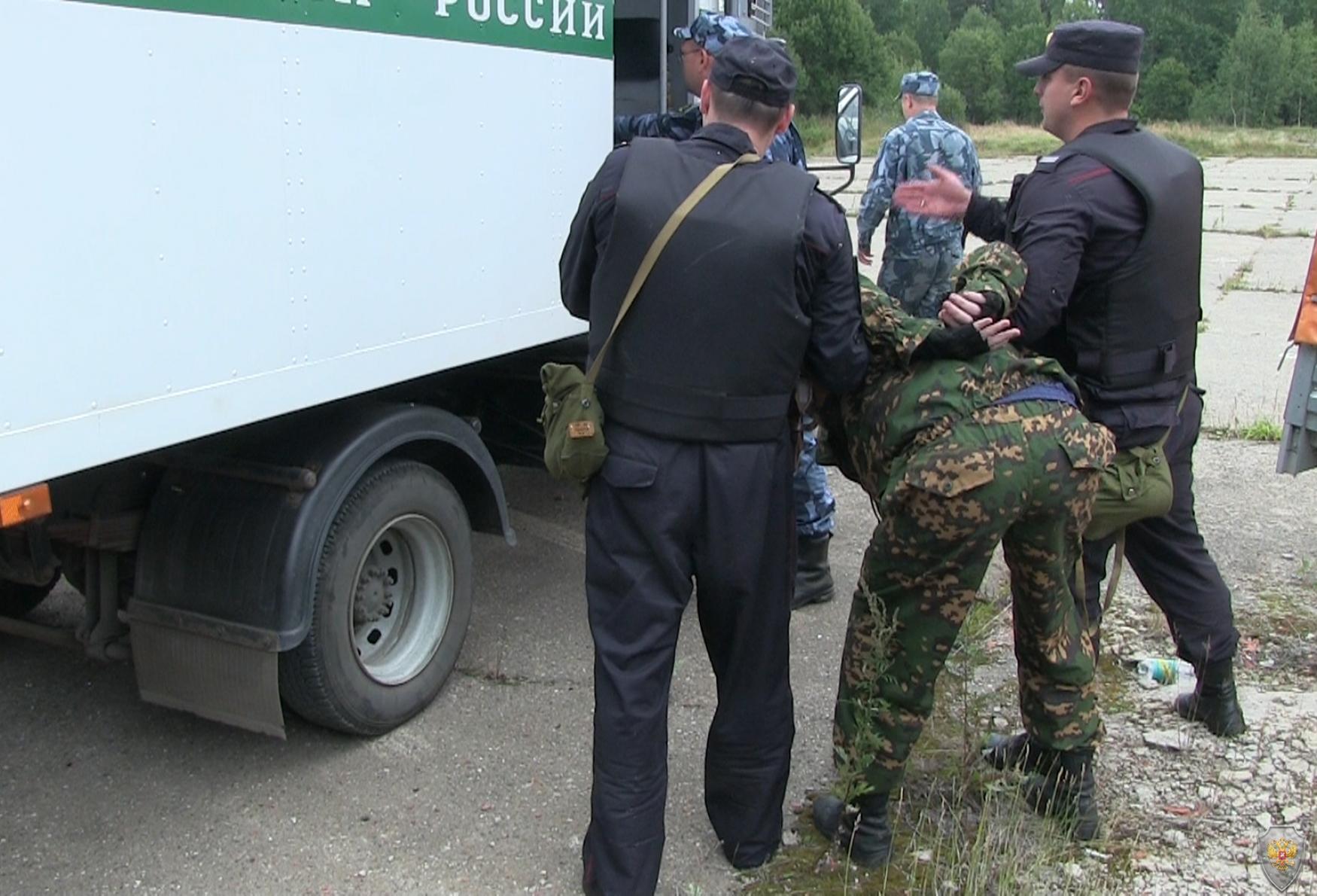 На территории Ярославской области 15 августа завершены антитеррористические учения