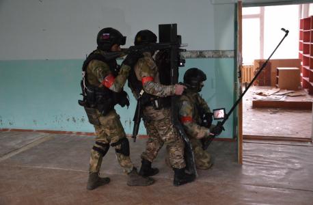 В Брянской области состоялись командно-штабные учения