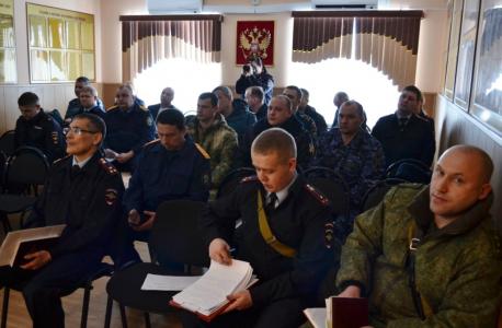 В Нарьян-Маре проведено плановое антитеррористическое учение