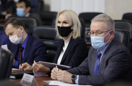 Проведено итоговое заседание антитеррористической комиссии в Еврейской автономной области