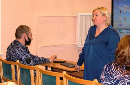 В Орловской области проведено профилактическое мероприятие в педагогическом колледже