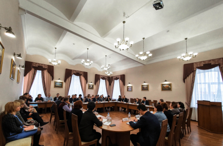 В Ивановской области провели проблемную сессию, посвященную созданию региональной коалиционной модели взаимодействия по вопросам противодействия экстремизму и терроризму
