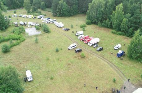 Оперативным штабом в Ярославской области проведены антитеррористические учения «Вихрь-Мышкин – 2019»