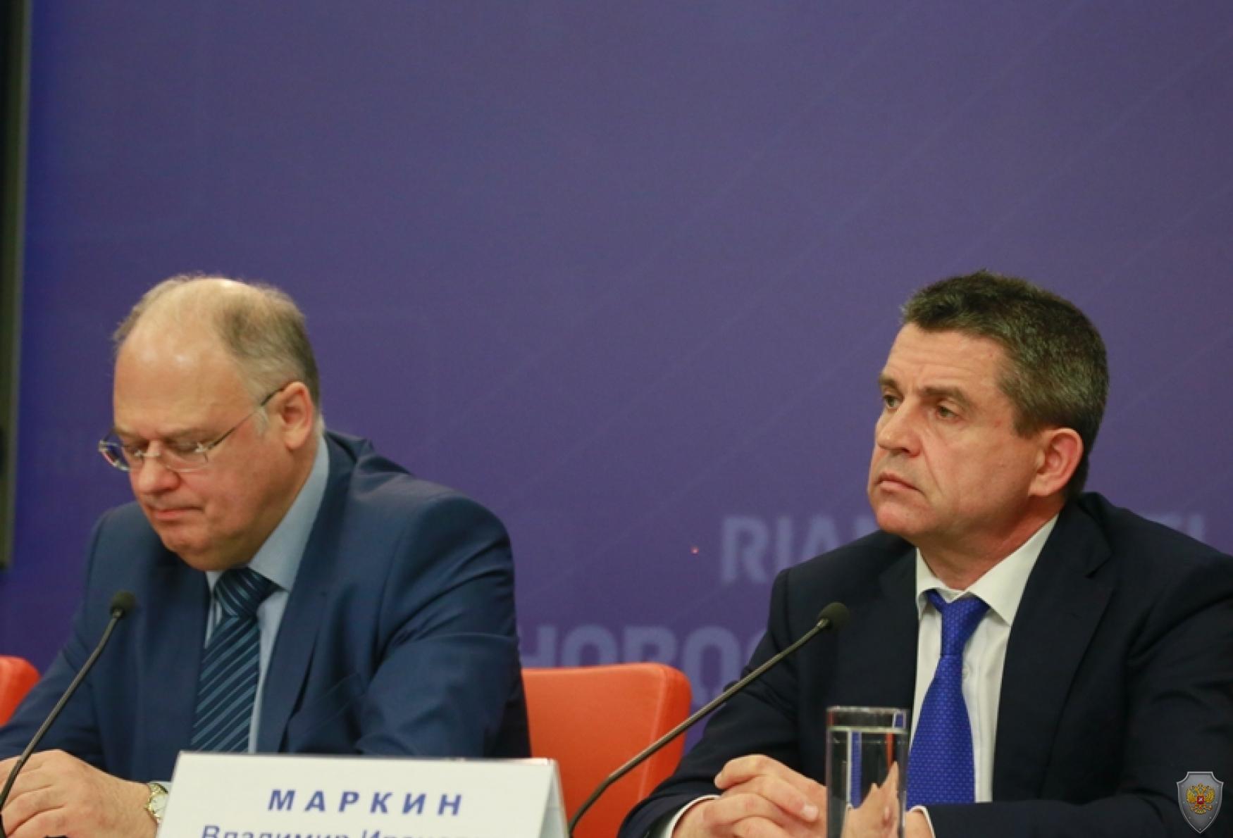 В международном информационном агентстве «Россия сегодня» прошла пресс-конференция «Анонимные угрозы совершения терактов: тенденции и ответственность»