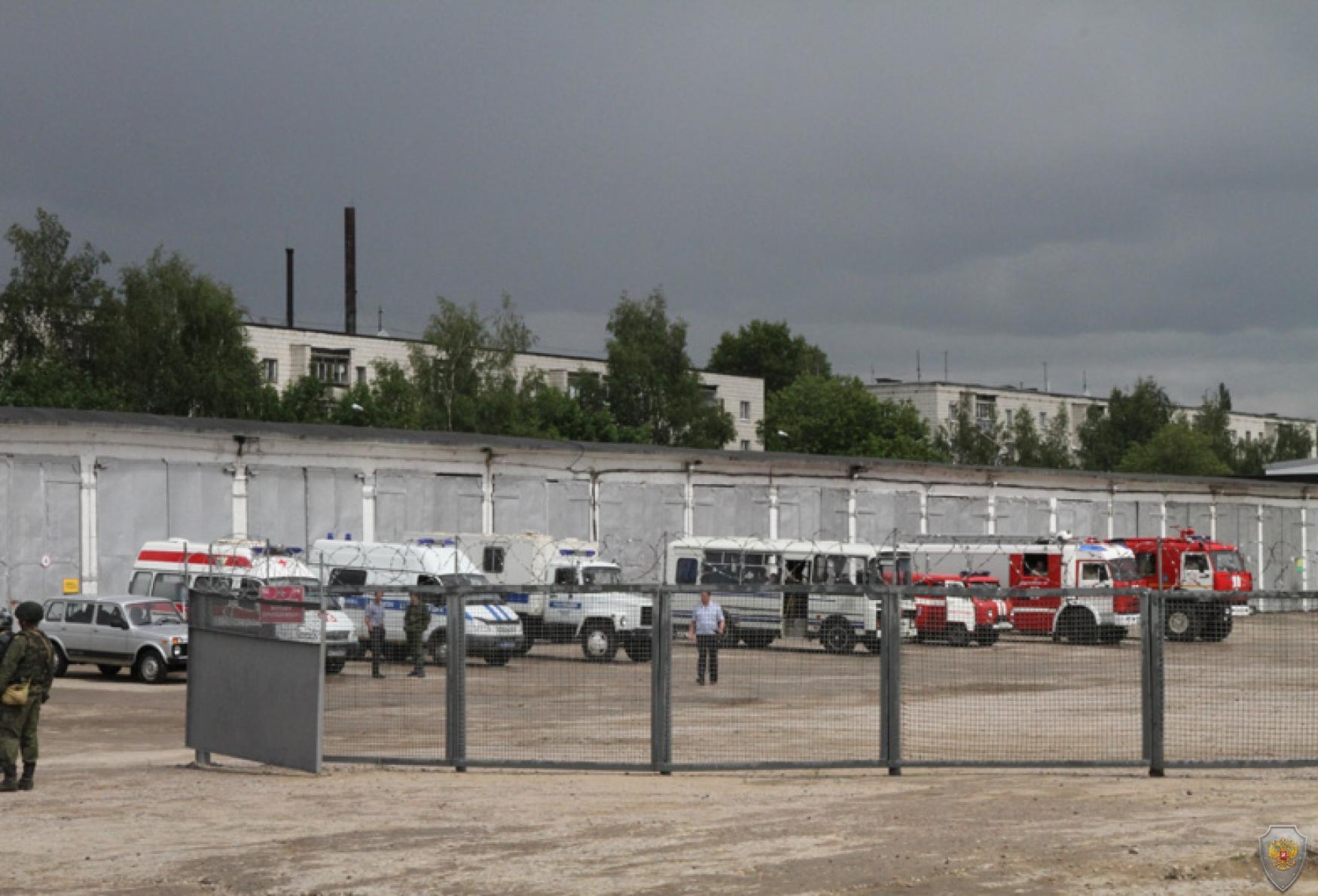 Командно-штабное учение «Арсенал-2014». Костромская область. 17 июня 2014 года